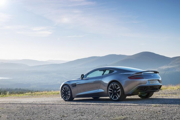 Report: Aston Martin plans to produce more all-electric sports cars, interested in fuel-cells too