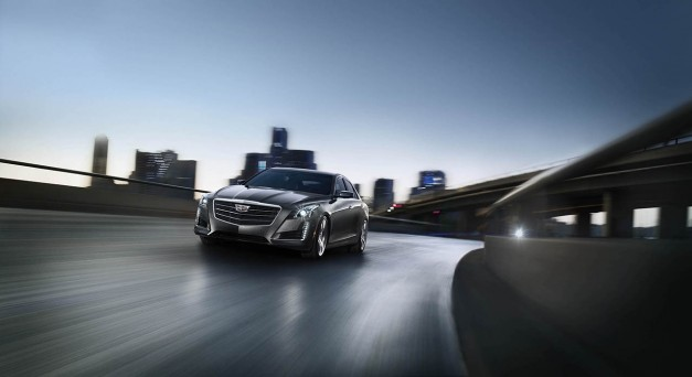 The 2015 Cadillac CTS gets detailed with a list of updates