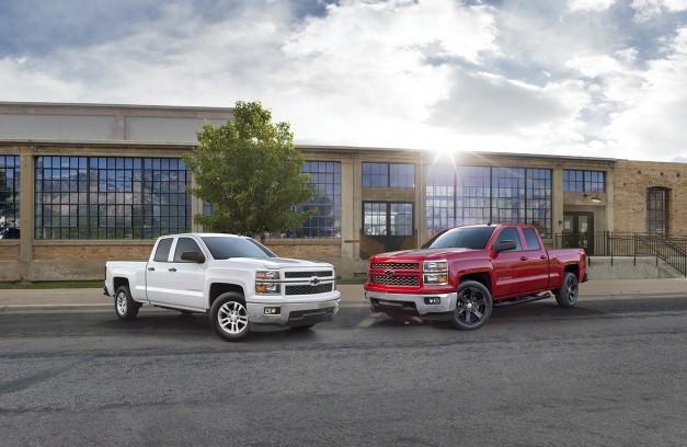 Chevrolet debuts new 2015 Silverado Rally Editions