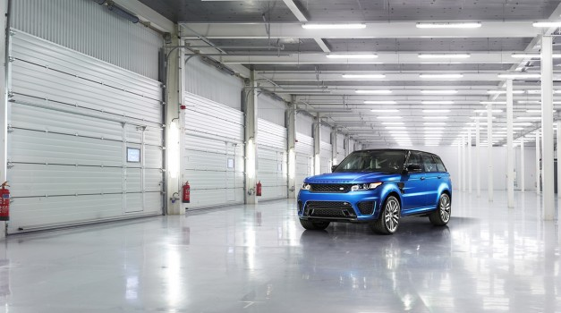 Jaguar-Land Rover plans a butt-load more of SVR models