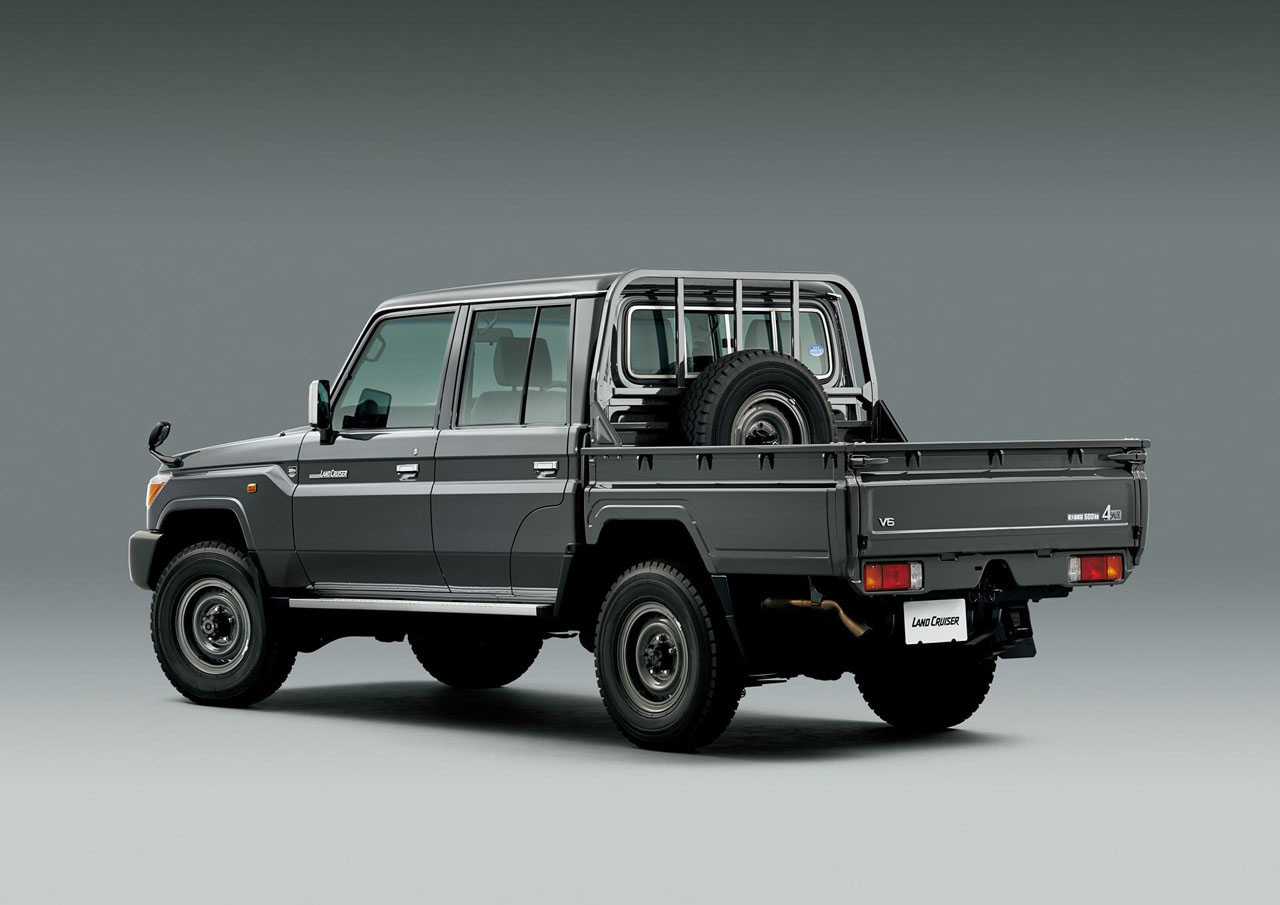 70 series landcruiser submited images