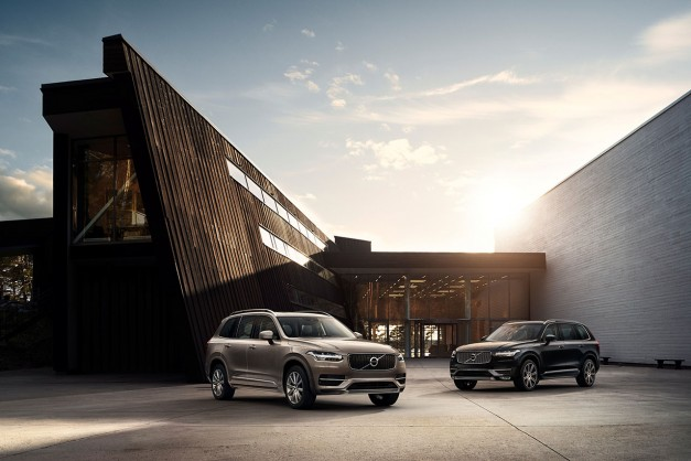The 2015 Volvo XC90 is Sweden's most powerful model ever