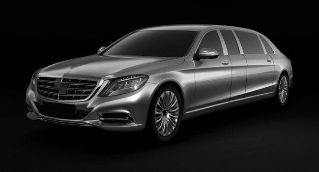 "Report: Mercedes-Benz confirms revival of ""Maybach,"" to debut with S-Class limo in LA"