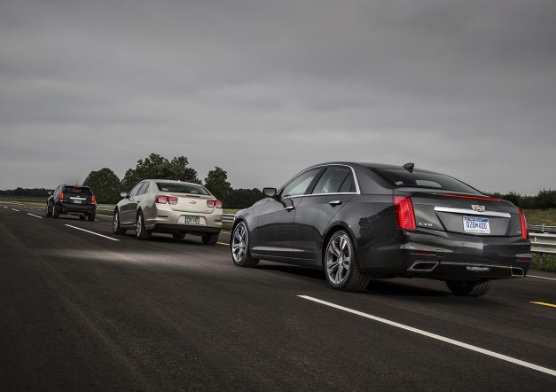 Cadillac announces plans to have semi-autonomous cars within two years