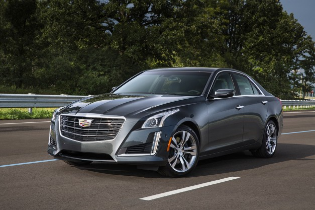 Report: The 2016 Cadillac CTS-V should make around 640hp with a 6.2L supercharged V8