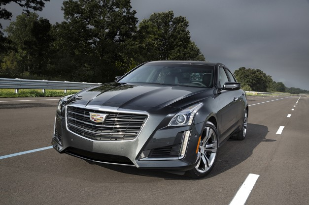 Cadillac's new flagship to be dubbed, the CT6