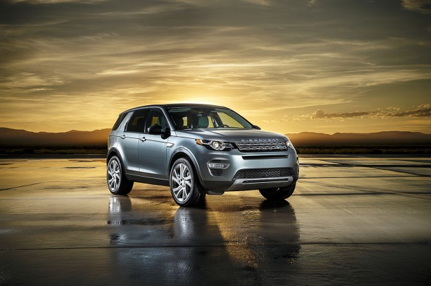Report: Land Rover downplays Discovery Sport SVR, but performance model possible
