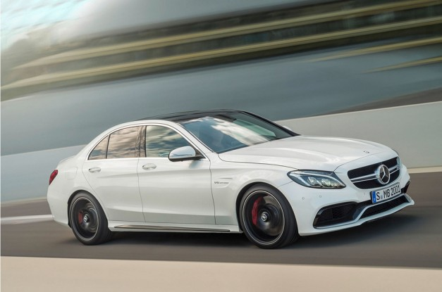 Report: The Mercedes-Benz C63 AMG to remain rear-wheel drive for foreseeable future
