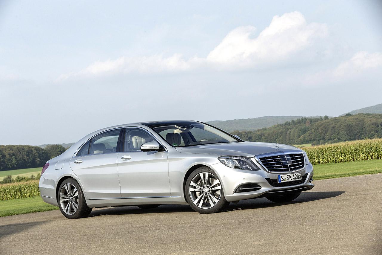 Mercedes benz s class plug in hybrid egmcartech for Mercedes benz hybrid models