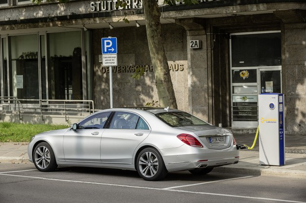 Report: Mercedes-Benz serious about hybridization, could reveal 10 new models by 2017