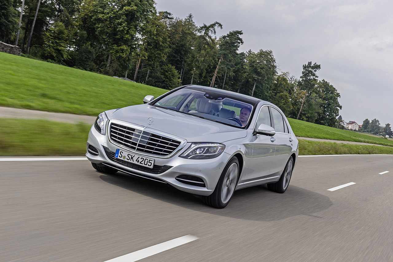 mercedes benz s class plug in hybrid egmcartech On mercedes benz s550 hybrid