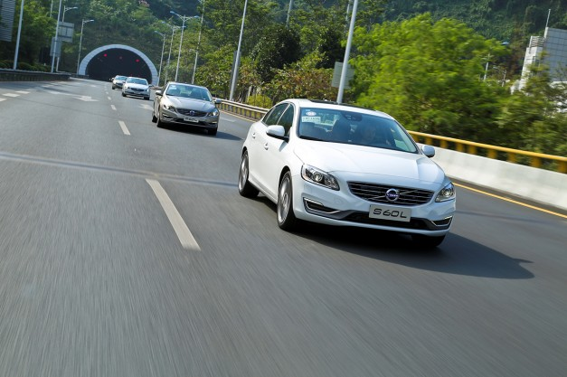 Report: Chinese-made elongated Volvo S60L to come stateside