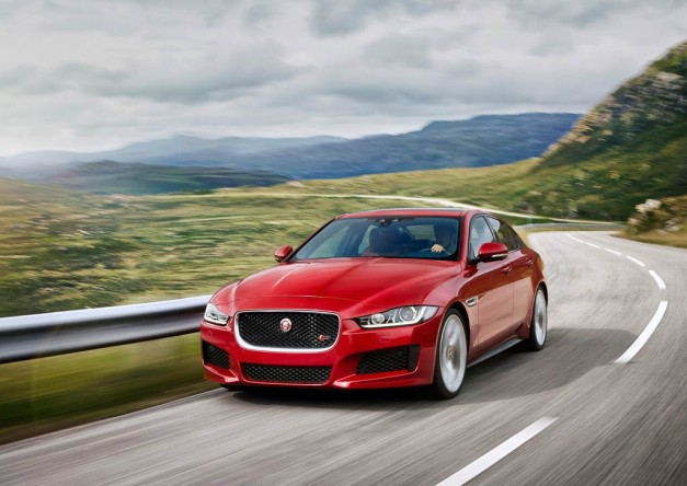 2016 Jaguar XE-S is released, it's almost like they care again.