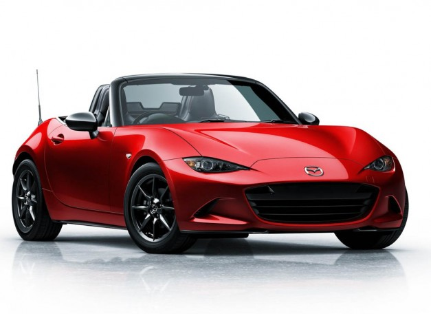 Report: Mazda MX-5 starts out with a 128 horsepower four