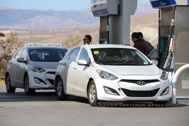 Report: Hyundai's Toyota Prius competitor to surface by 2017