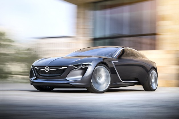 Report: Next-gen Buick Regal to be styled like Opel Monza