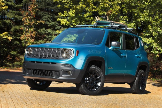 Jeep and Ram reveal their SEMA concepts for Vegas