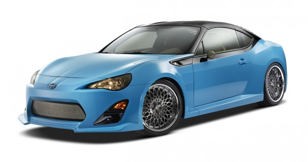 Scion reveals their SEMA concepts for this year's exhibition