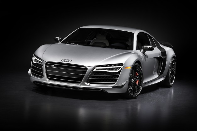 Audi reveals the new R8 Competition for LA