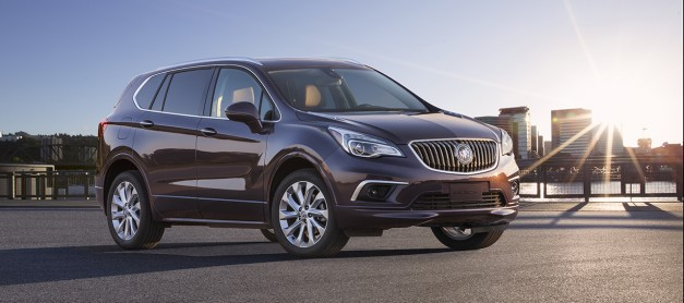 Report: The Buick Envision could come stateside as soon as next spring