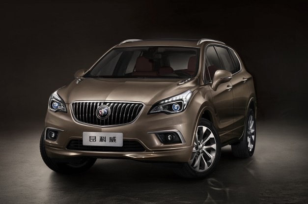 Report: The Buick Envision should come to our shores next year