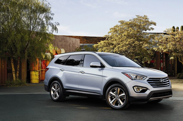 Hyundai gives the Santa Fe an update, with effort gone into steering and suspension