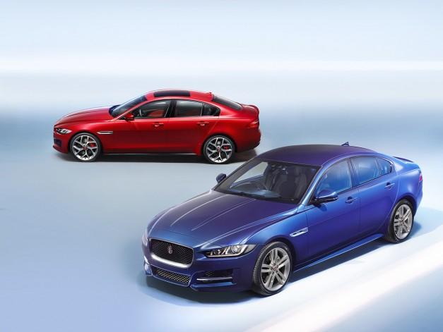 Jaguar releases photo bomb of XE sedan plus video