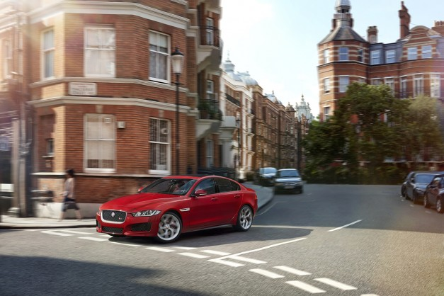 Jaguar announces price details for the new XE and XF sedans