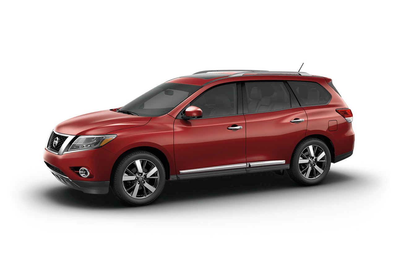 2014 Nissan Pathfinder Reviews Pictures And Prices U S The | Apps ...