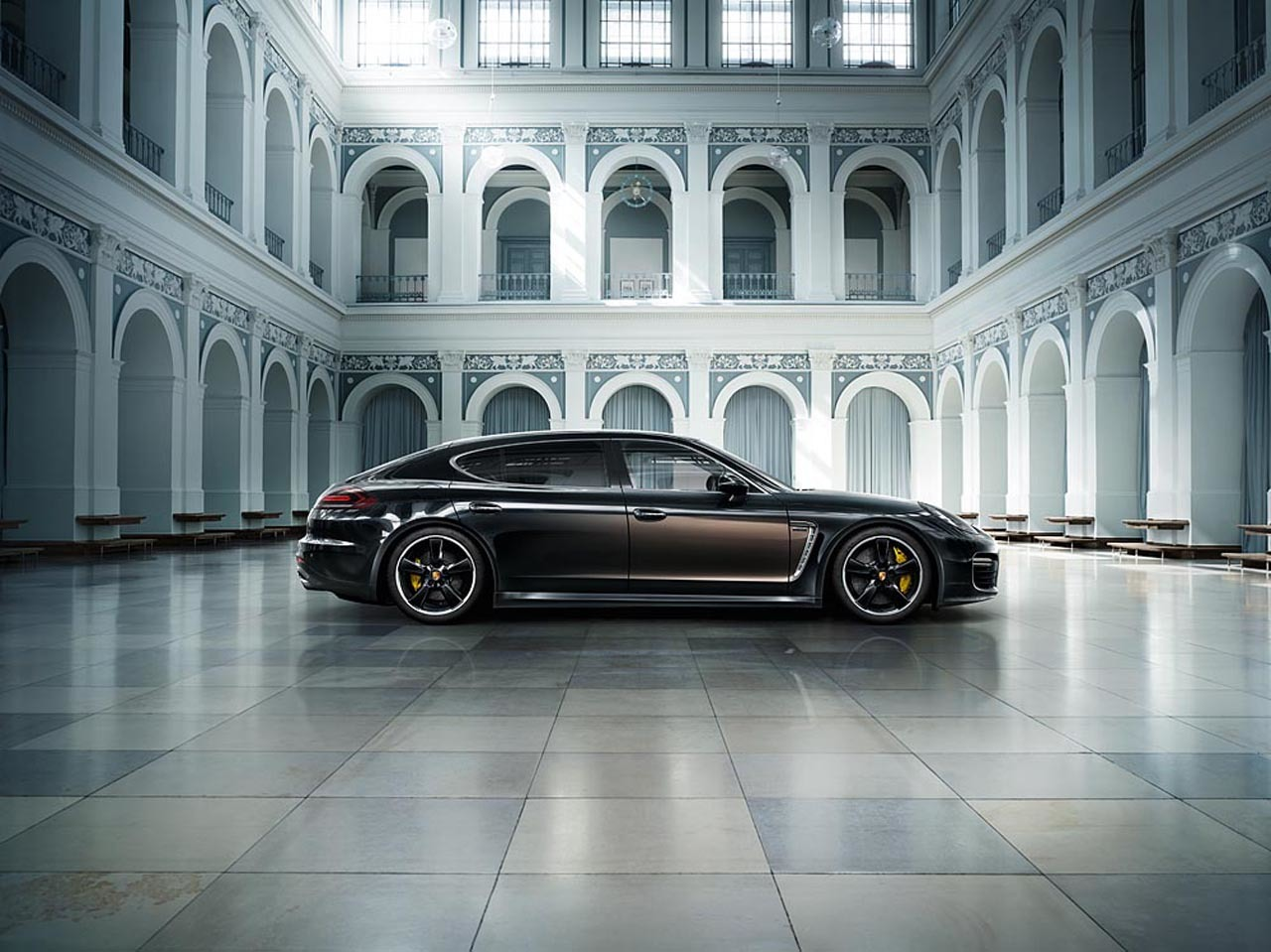 2015 Porsche Panamera Exclusive Series