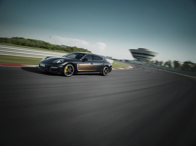 Porsche reveals the Panamera Exclusive Series for Los Angeles