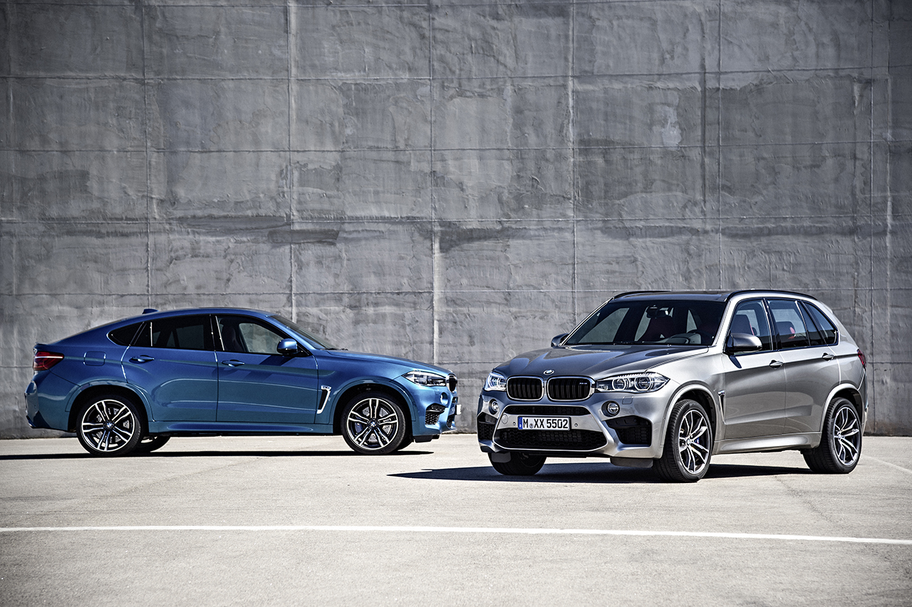 BMW Reveals X M And X M Ahead Of Los Angeles EgmCarTech - 2014 bmw x5 redesign
