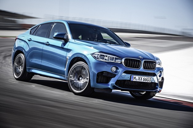 Report: The 2016 BMW X6 laps the Nurburgring faster than the E46 M3