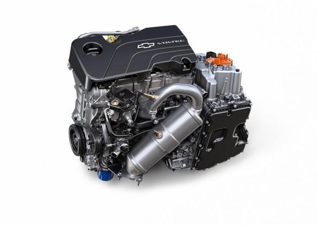 Chevrolet teases 2016 Volt powertrain details