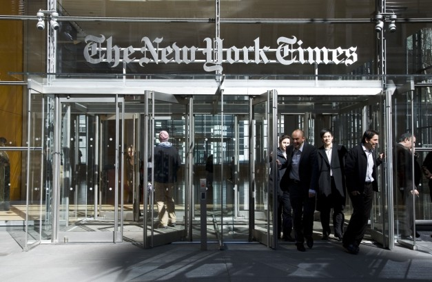 Report: The New York Times brings an end to their Autos section