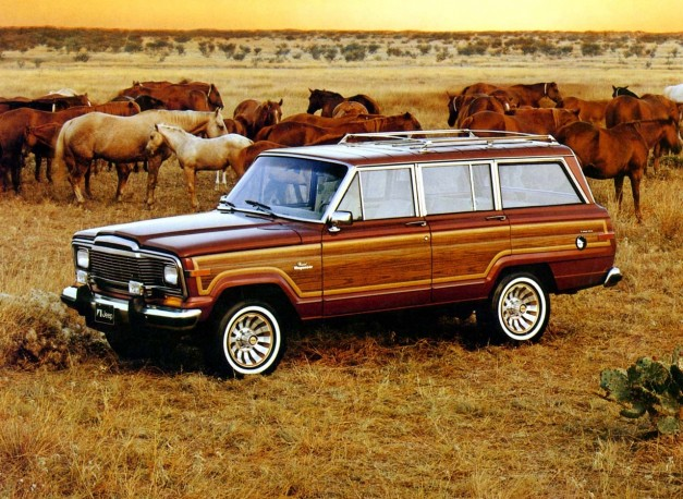 Report: Jeep will revive the Grand Wagoneer and Wagoneer after 25 years