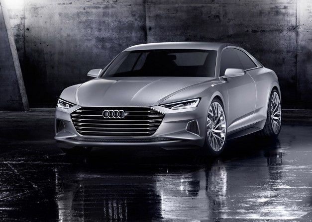 Report: Audi working on new Tesla sedan rival with 280 mile range