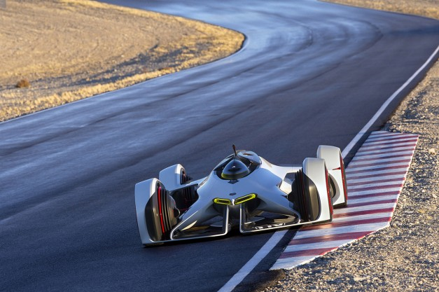 2014 LA Auto Show: Chevrolet reveals new Chaparral 2X Vision Gran Turismo
