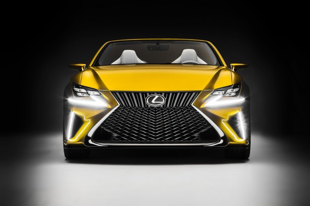 Report: Lexus introducing two new models in Detroit, may be new RX and GS F