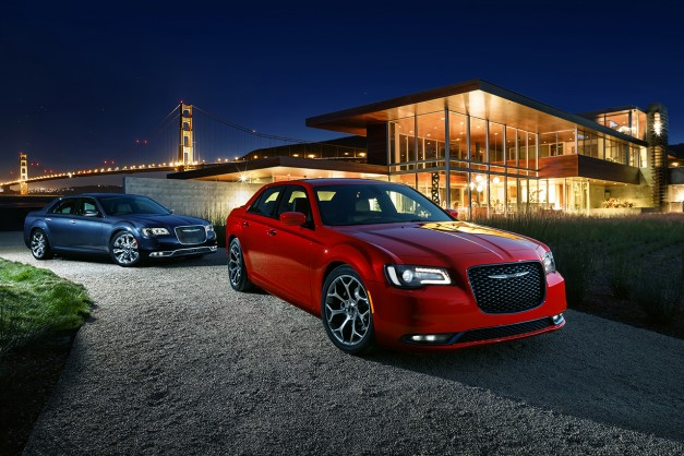 Report: Chrysler's reevaluating their lineup to reduce costs and boost sales