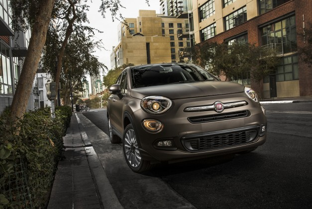 2014 LA Auto Show: The Fiat 500X brings some all-terrain options to the line