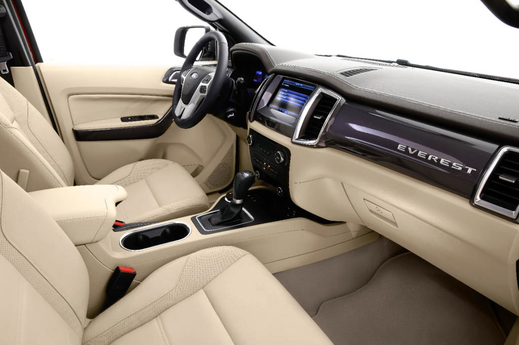 Ford Everest 2014 Images | Autos Post