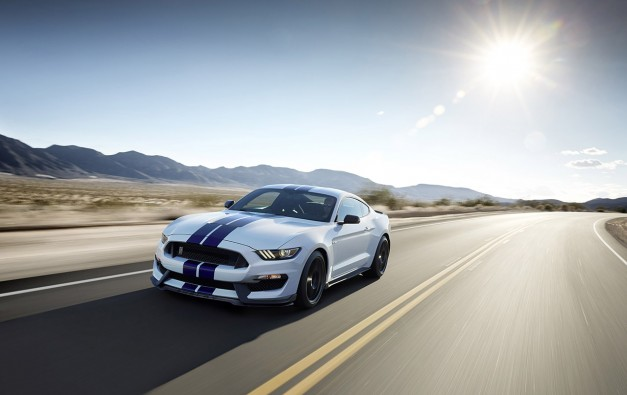 Report: The 2016 Ford Mustang Shelby GT350 to be a coupe only, GT350R arriving in Detroit