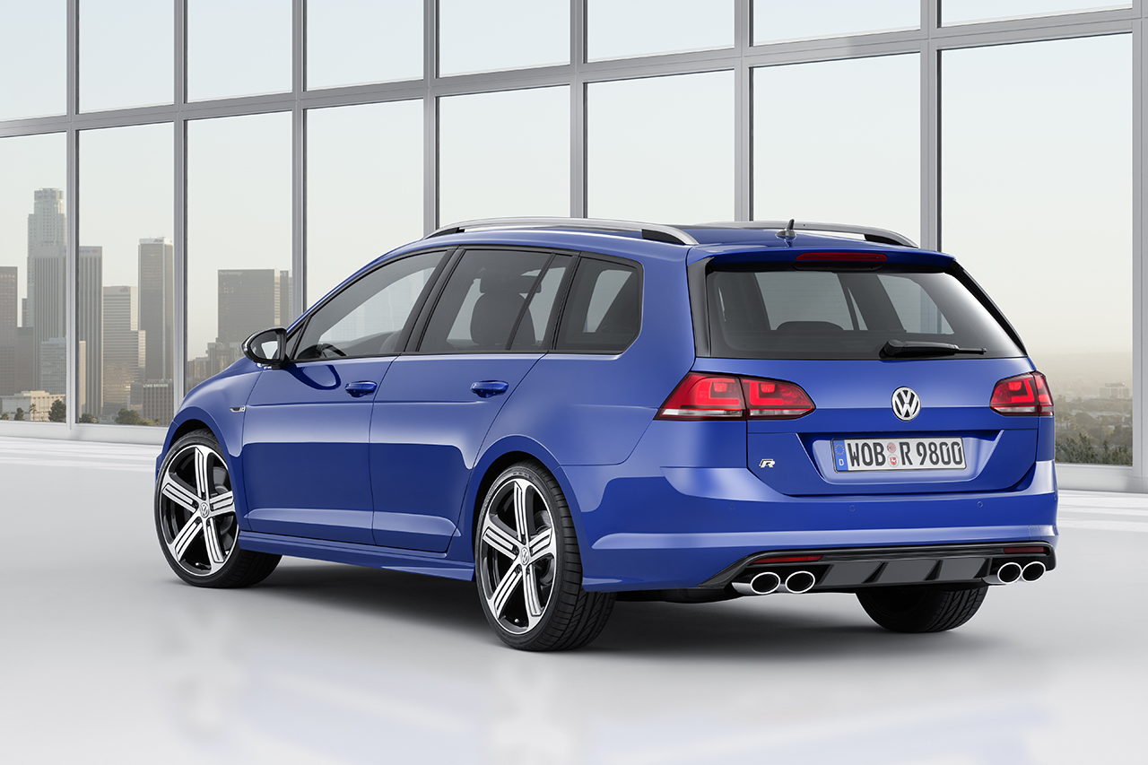 2015 volkswagen golf r variant 5 egmcartech. Black Bedroom Furniture Sets. Home Design Ideas