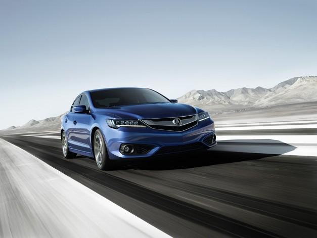 2014 LA Auto Show: The 2016 Acura ILX gets complete redone for LA