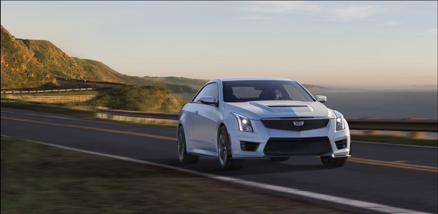 2014 LA Auto Show: The 2016 Cadillac ATS-V is here to whoop some German behind