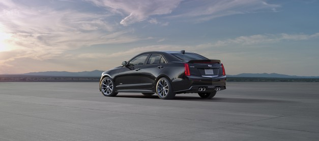 Report: Cadillac wants to do a more extreme ATS-V