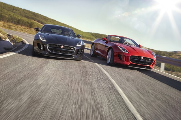 Report: Jaguar's new F-Type SVR could sport all-wheel drive only