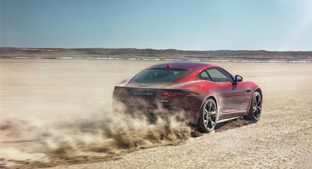 2014 LA Auto Show: Jaguar does the unthinkable, gives the F-Type a manual transmission