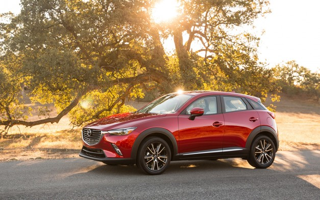 Want a 2016 Mazda CX-3? It'll cost you just $20,840